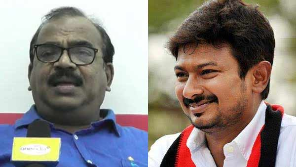 nanjil sampath support speech for dmk youth wing secretary udhayanidhi stalin