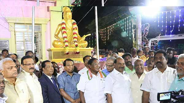 Puducherry CM Narayanasamy opposes hydrocarbon Projects