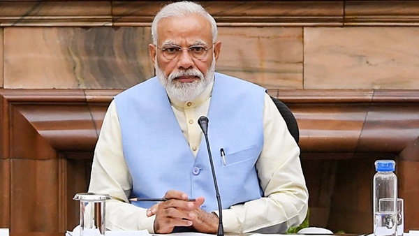 Union Cabinet meeting to be held at 10 am today
