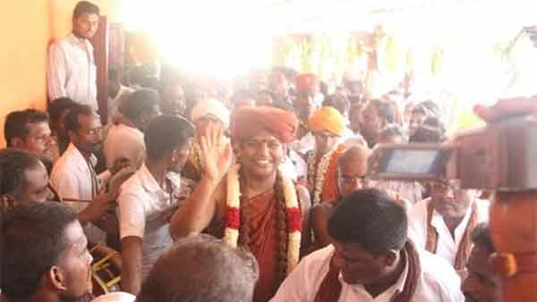 Seven persons surrendered in Madurai court in Nithyananda disciple murder case
