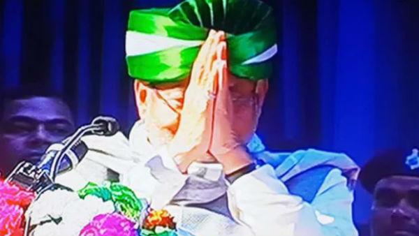 போதும் நிறுத்துங்க.. பொது மேடையில் திடீரென்று கையெடுத்து கும்பிட்ட நிதிஷ் குமார்.. ஏன் தெரியுமா?