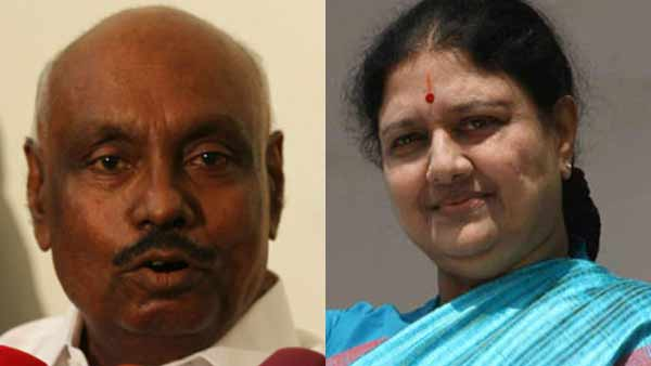 P.H.Pandian calls Sasikala using her name while taking to Jayalalitha