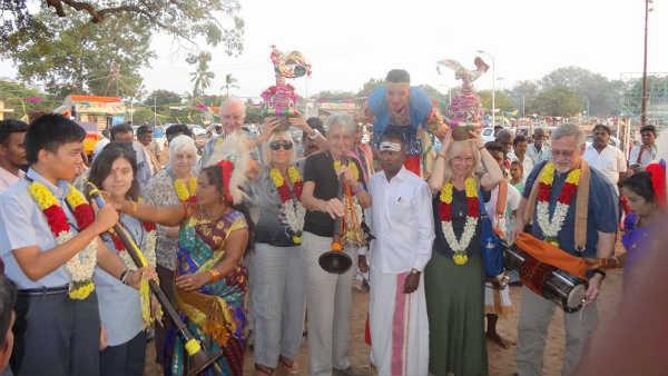 தை முதல் செவ்வாய் : நாட்டரசன் கோட்டையில் களைகட்டிய நகரத்தார் பொங்கல்
