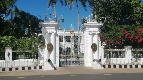 Bomb threat to Puducherry governor palace