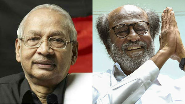 Rajinikanth spoke about Periyar, why he did not show Tughlaq : veeramani