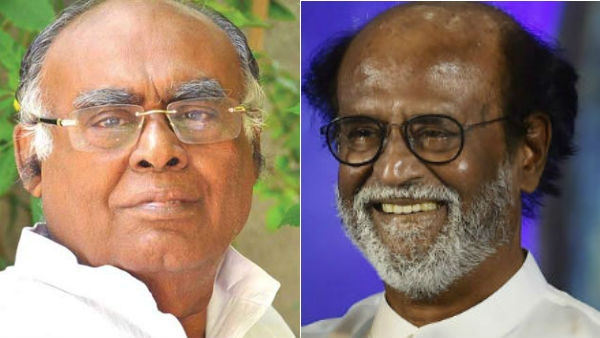 pazha.karuppaih says, tamilnadu Politicians fear for Rajinikanth
