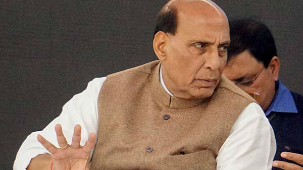 Even America Theocratic Nations, But India Truly Secular: minister Rajnath Singh