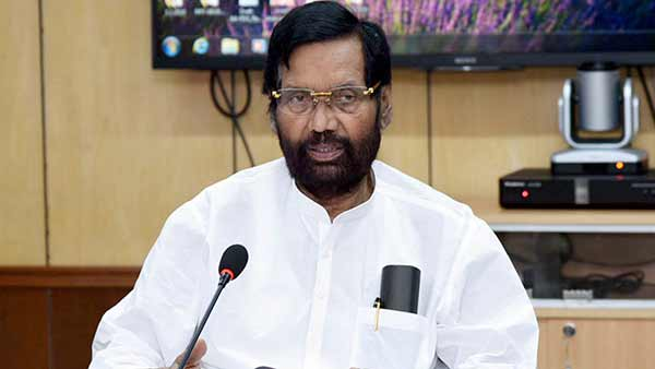 We will implement One Nation, One Ration Card by 1st June, Ram Vilas Paswan