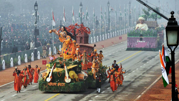 No West Bengal tableau in Republic Day parade
