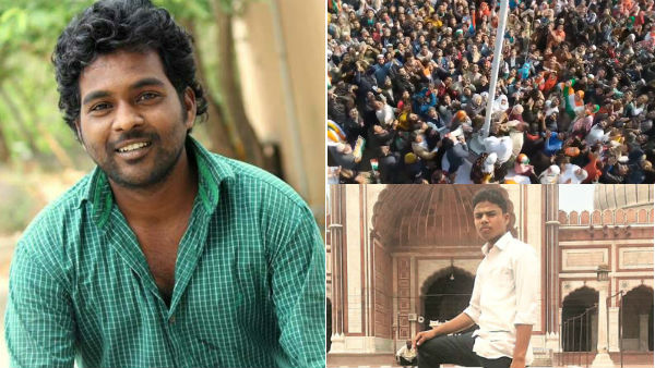 republic day celebrated by rohit vemula, junaid khans family in shaheen bagh