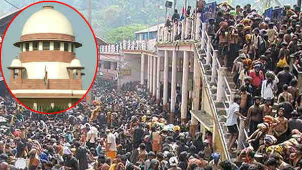9-judge bench headed by CJI Sharad Arvind Bobde to hear the Sabarimala review plea