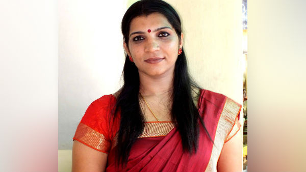 saritha nair says, I will not back down for fear of any intimidation
