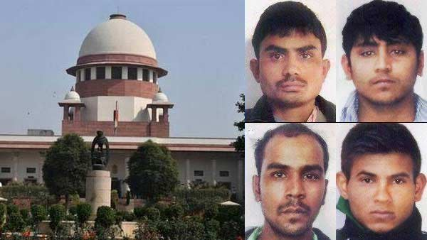 SC dismisses Two Nirbhaya case convicts curative petitions