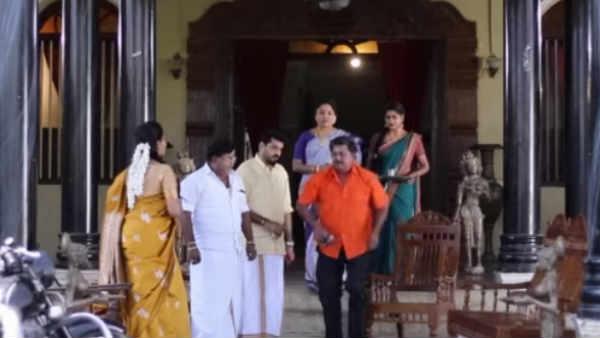Thenmozhi BA Serial: அடப்பாவி மதர் இன் லா...அல்வாவை மிதிக்கிறீங்க..பூவை வீசறீங்க!