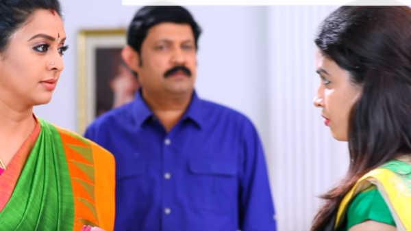 Azhagu Serial: ரொம்ப நாளைக்கு பிறகு நடிகை ரேவதியை அழகம்மையா பாருங்க!