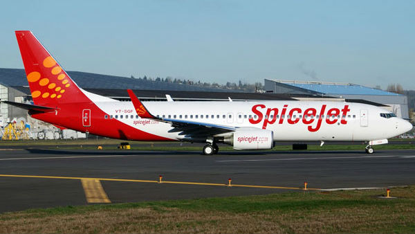 A Spice Jet plane avoided a major accident at last minute in Chennai