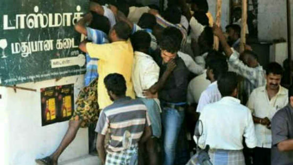 During the Pongal festival Rs. 605 crores in liquor sales: Trichy tops the list