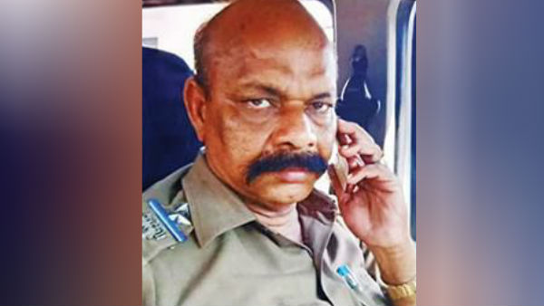 Sub inspector dies in thiruvannamalai due to heart attack