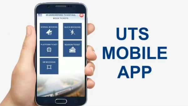 Book Unreserved, Season, Platform tickets using user-friendly UTS Mobile App