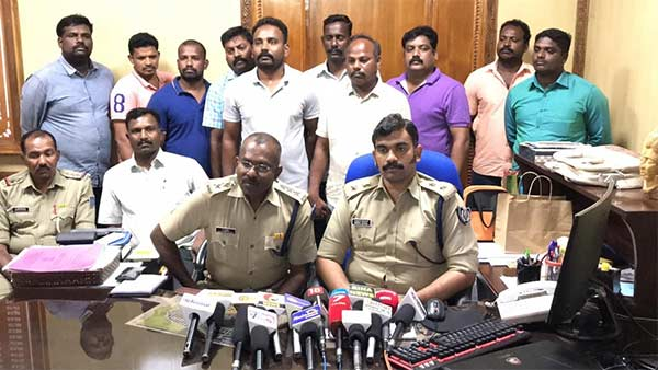 Youth arrested for selling cannabis to college students in Puducherry