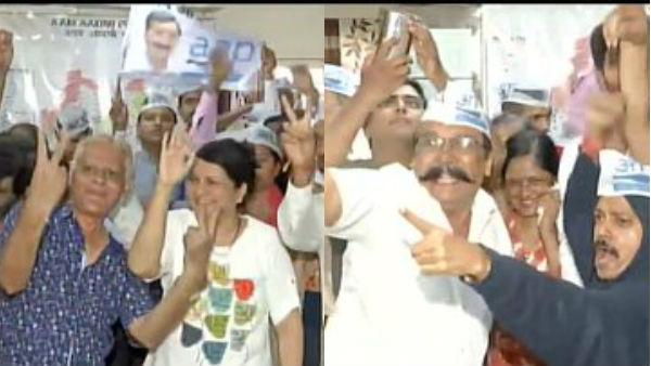டெல்லி தேர்தல் தோல்வி.. பாஜக அலுவலகம் எப்படி இருக்கு பாருங்க.. ஒரு தலைவரையும் காணோமே