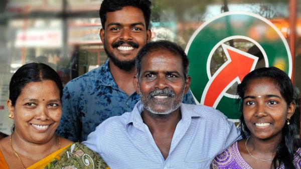 கேரள அரசு லாட்டரியில் கூலி தொழிலாளிக்கு ரூ.12கோடி பரிசு.. கடனில் வீடு பறிபோகும் நிலையில் அதிர்ஷ்டம்