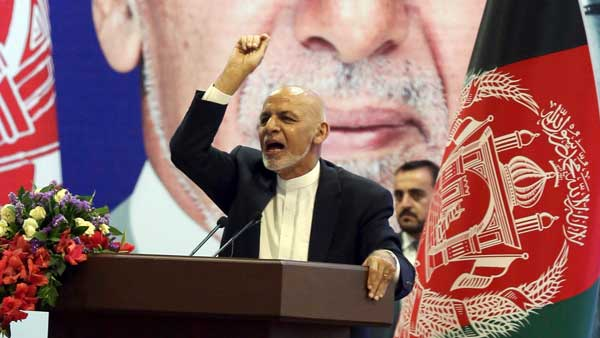 Ashraf Ghani won again in presidential election in Afghanistan