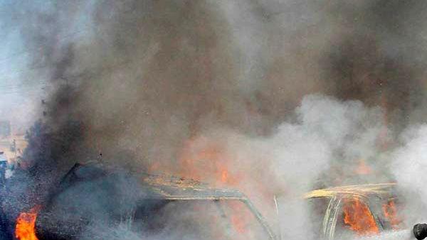 பாகிஸ்தானின் பலுசிஸ்தான் மாகாணத்தில் குண்டு வெடிப்பு.. 8 பேர் பலியான சோகம்!