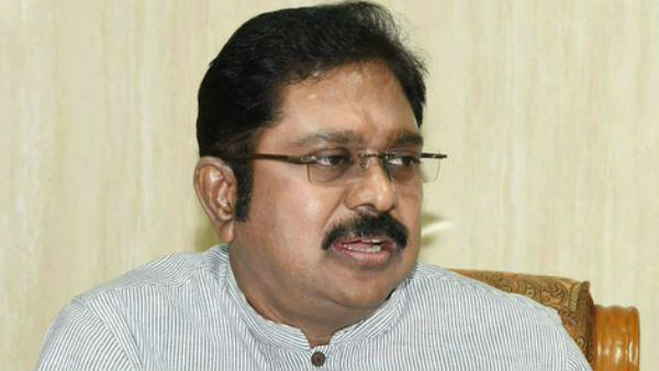 TTV Dhinakaran worries on School dropouts 100% increase in Tamilnadu