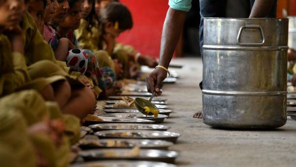 இஸ்கானிடம் காலை உணவுத் திட்டம்- உணவு பாசிசம்.. சாடும் திமுக வக்கீல் சரவணன்