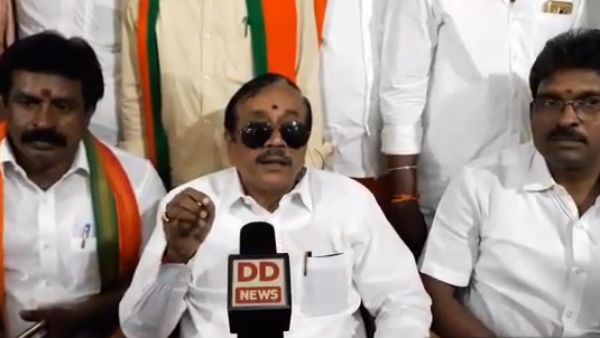 H Raja warns Tamilnadu Govt on CAA Protests