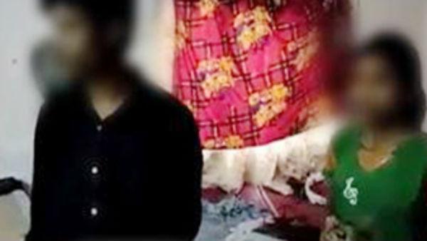 லேடீஸ் ஹாஸ்டல் ரூமில்.. கட்டிலுக்கு அடியில் ஒரு நாள் முழுதும்.. அதிர வைத்த இளைஞர்.. ஷாக் வீடியோ!
