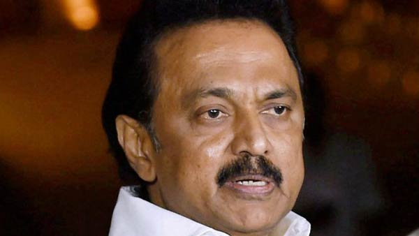 DMK canceled its MPs meeting as 2 MLAs died
