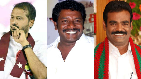 3 MLAs in a various direction, Cracks in friendship ...?