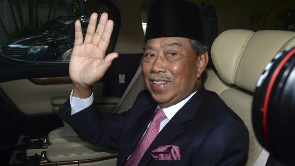 Malaysias king appoints Muhyiddin Yassin as prime minister