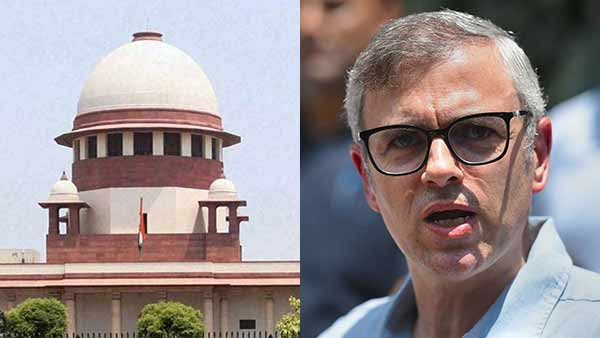Supreme Court issues notice in plea challenging detention of Omar Abdullah