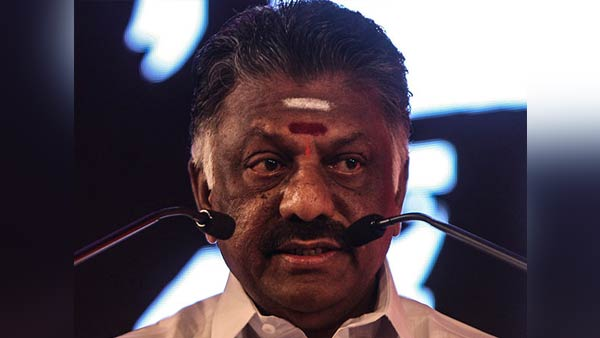 ops says, We will fulfill the expectations of the people in the budget of Tamil Nadu