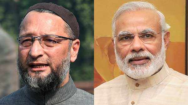 Ram Mandir trust: Owaisi questions timing of PM's announcement