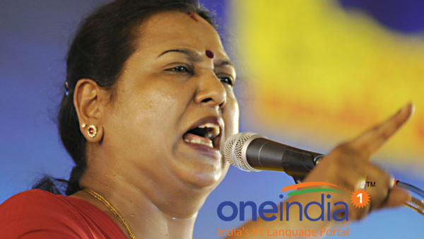 DMDK emerges role model for othe Parties, Claims Premalatha c