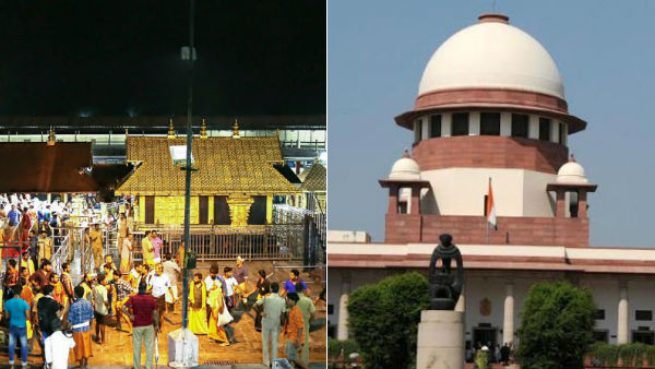 Nine Judges SC bench to hear Sabarimalai case from tomorrow