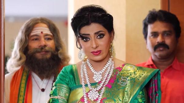 Sembaruthi Serial: கைரேகை விஷயம் தெரிஞ்சுபோச்சு... ஆதி மித்ரா டும்டும்டும் நின்னு போச்சு!