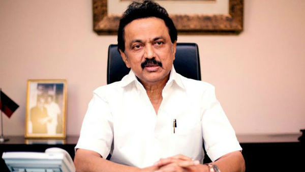 MK Stalin has Condmens for dropping Tamil version of SriLanka national anthem