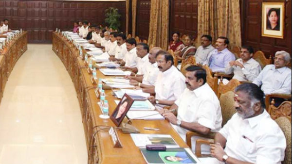 tamilnadu govt Cabinet meeting tomorrow at 11 am in secretariat