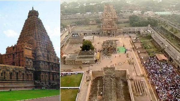 1010 ஆண்டுகளை கடந்து கம்பீரமாக நிற்கும் ராஜராஜேஸ்வரம்... படையெடுத்து வந்தவர்கள் பட்டபாடு
