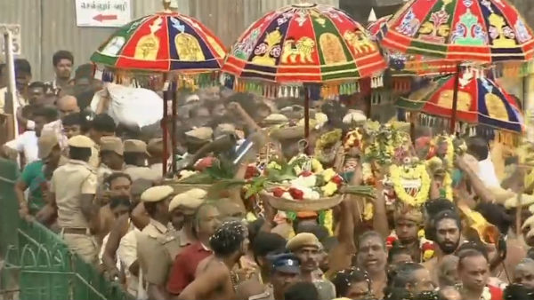 Lakhs of people came for Thanjavur Big temple consecration