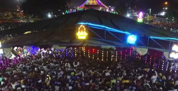 தைப்பூசம் 2020: வடலூரில் ஜோதி தரிசனம் காண குவியும் பக்தர்கள்
