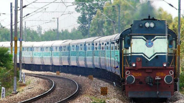 central govt allotted only 1000 rupees for tamilnadu railway projects: venkatesan mp