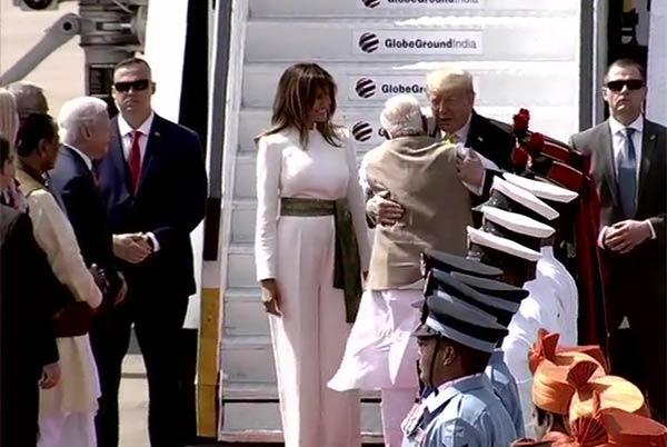 Donald Trump India Visit LIVE: இஸ்லாமிய தீவிரவாதத்தை எதிர்கொள்ள இணைந்து பணியாற்றுவோம்: டிரம்ப்