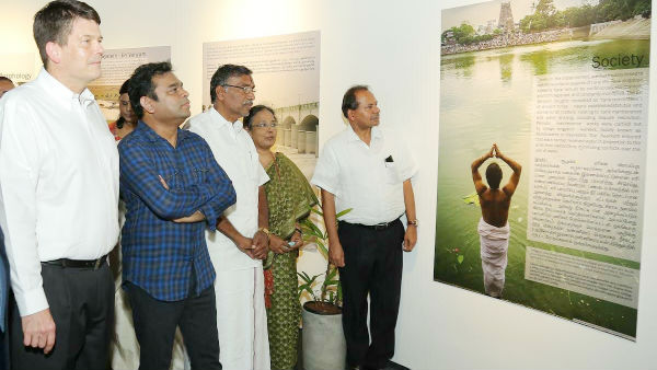 Water Matters Exhibition opens in Chennai