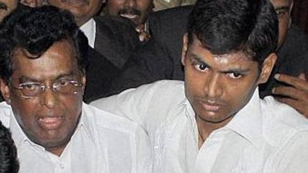Veerapandi Arumugams youngest son prabhu has come to politics